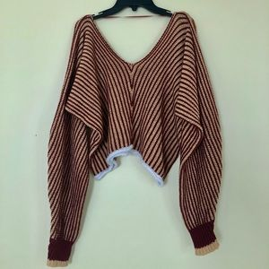 "URBAN ""Off The Shoulder"" Sweater"